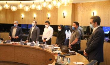 مجمع عمومی عادی سالیانه منتهی به ۳۰ اسفند ماه ۱۳۹۹ شرکت آزاد راه شرق سپاهان برگزار شد
